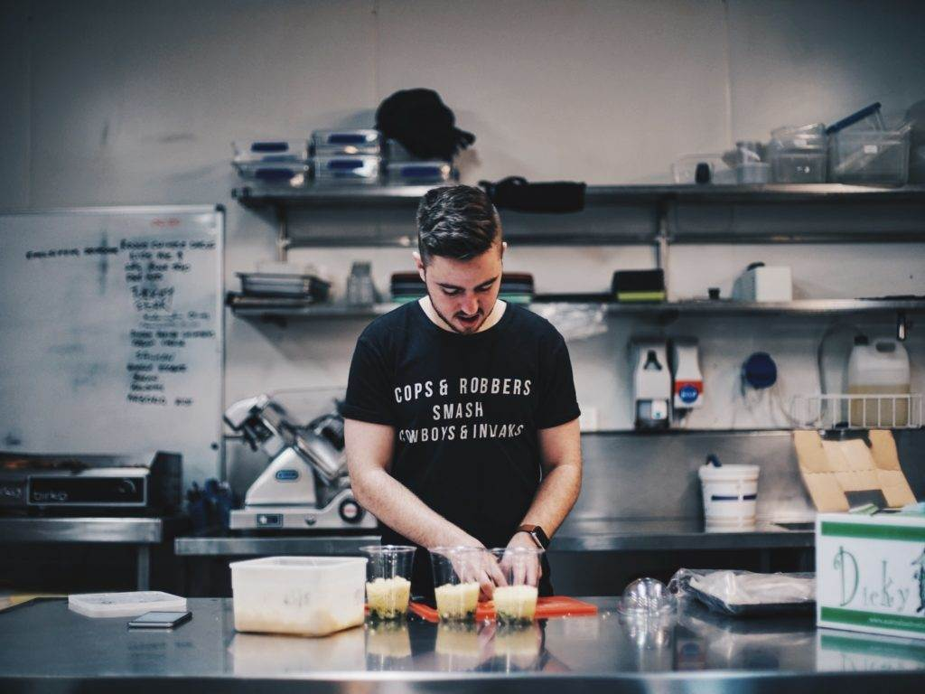 Salzburger Spitzenkche Obauer mit Internet-Kochshow