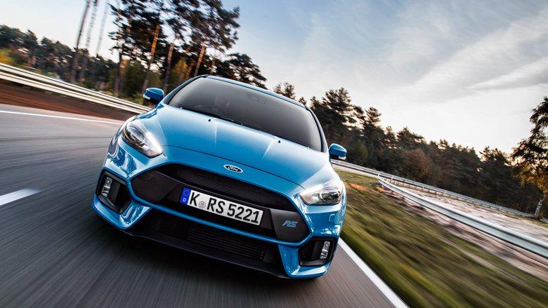 Ford Focus RS   Spielzeug für Männer