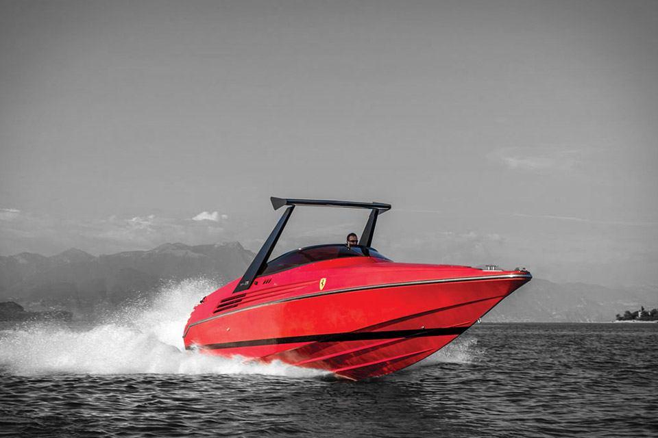 Adrenalin garantiert   Top 3 Luxus Speedboote