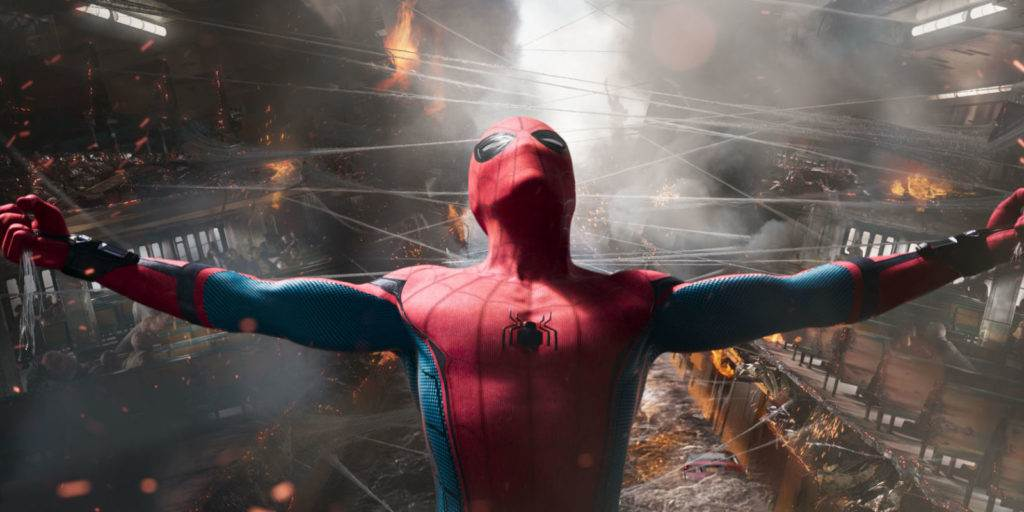 neue Trailer von Spiderman  Homecoming