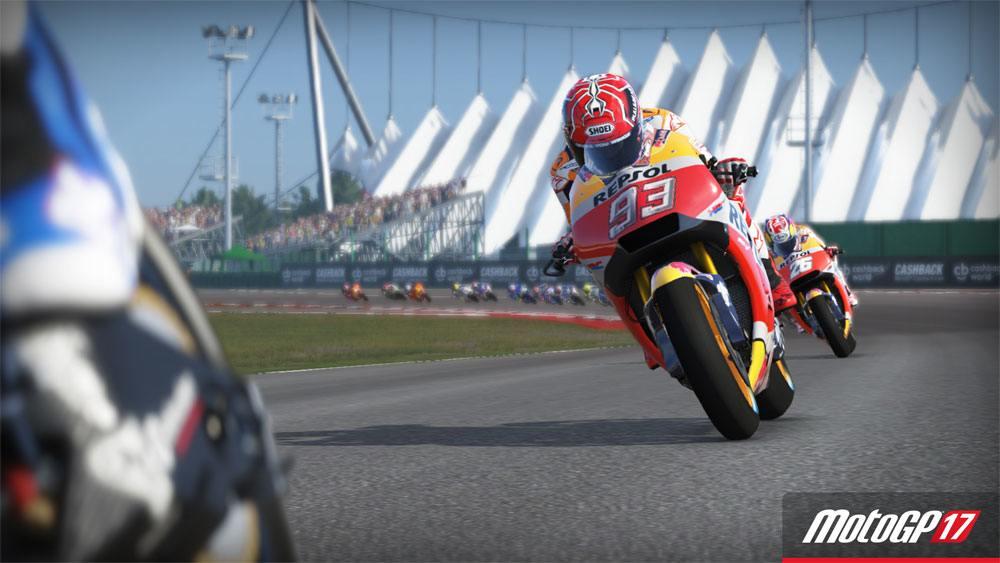 MotoGP 17 für PS4 – nach Updates richtig geil!