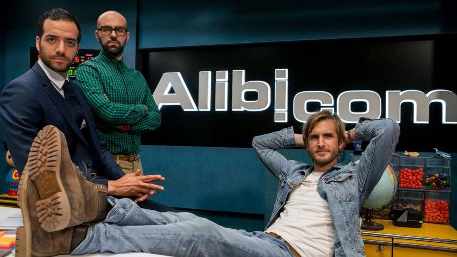 Alibi.com –  fast perfekte Unternehmen (Trailer)