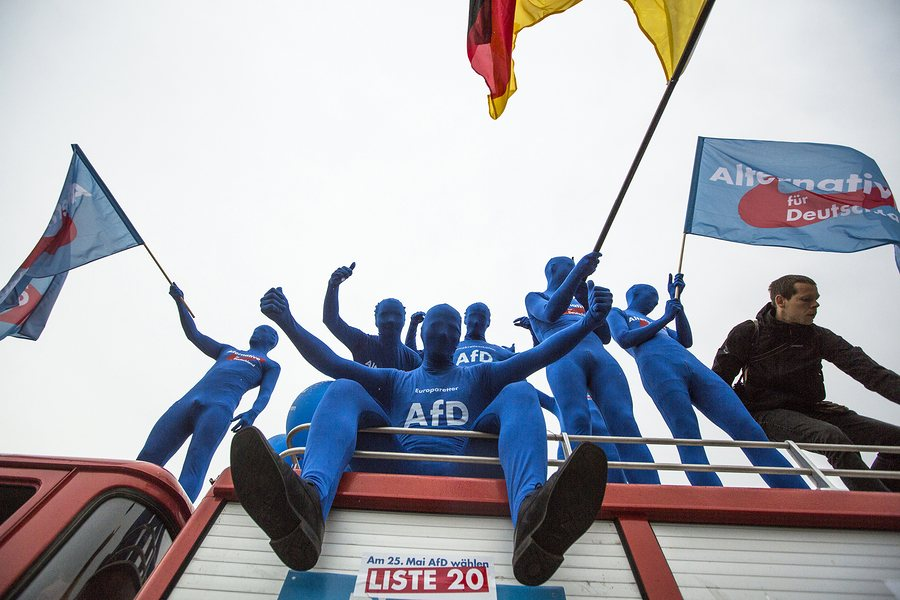 Leben mit  AfD  Warum  87% Teil des Problems sind