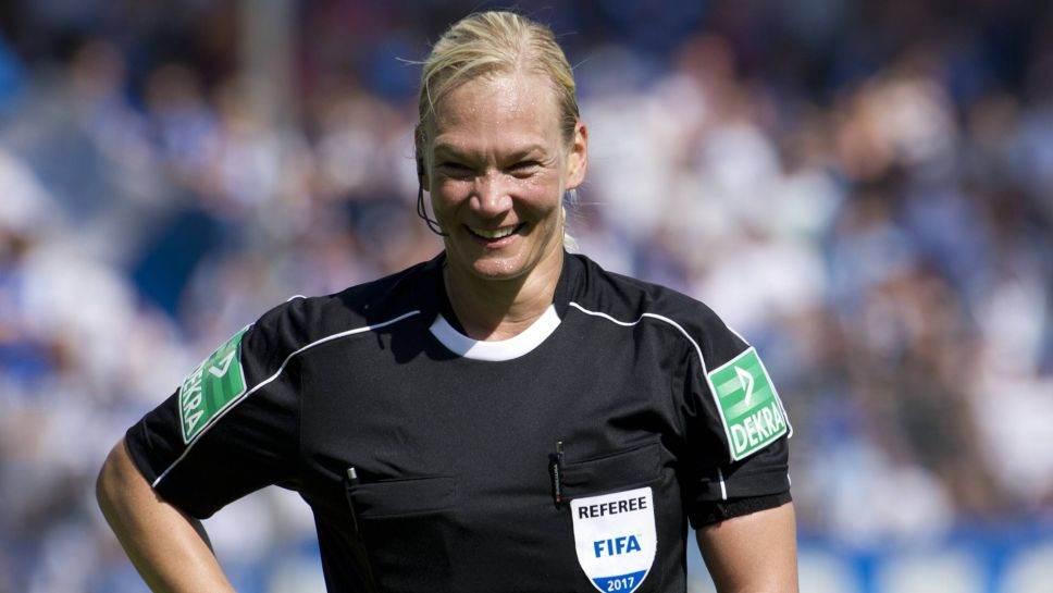 Bundesliga-Schiedsrichter  Ob Mann o Frau ist egal!