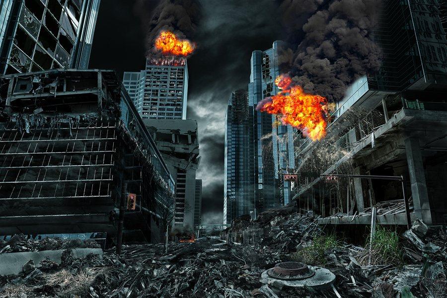 Dystopie 2032  Einblicke in eine düstere Zukunftsvision