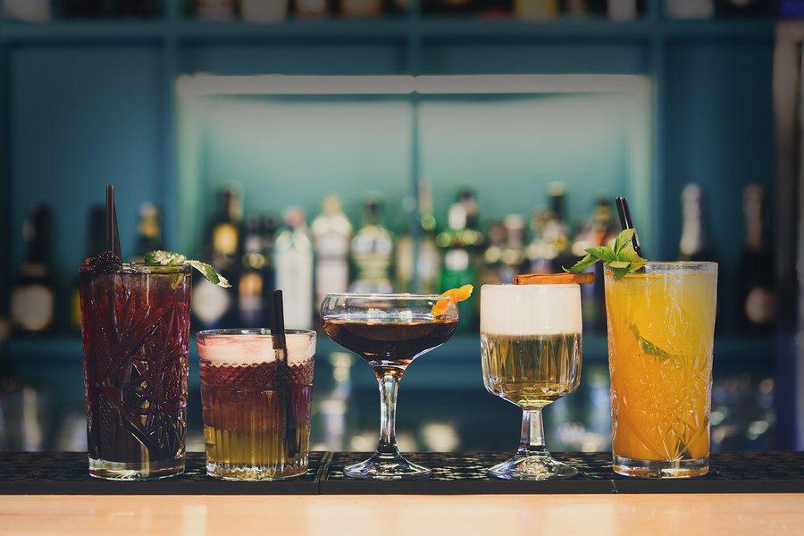 Drinkoskop  Du bist, was du trinkst. Welcher Typ bist du?