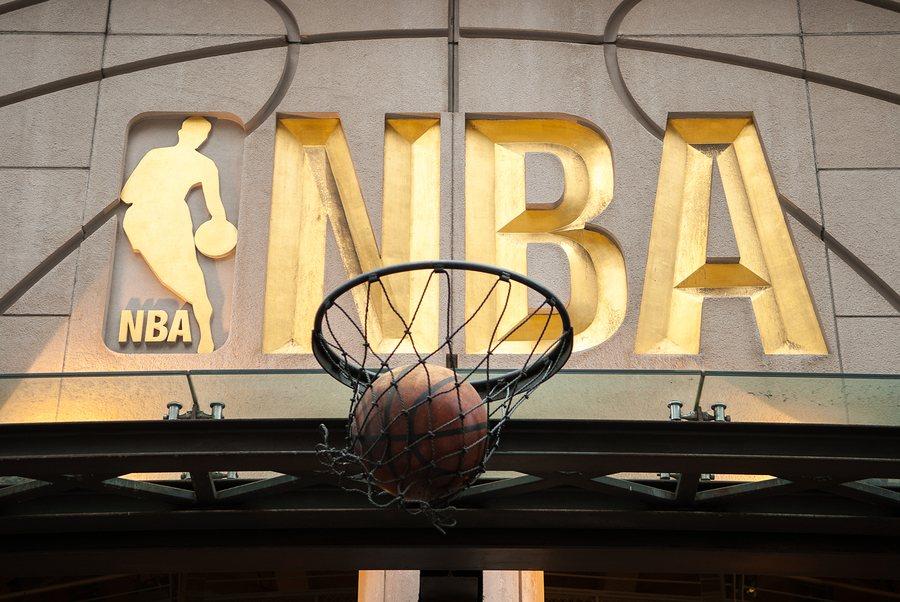 "NBA  "" großen Jungs stehen am Ende  Nahrungskette"""