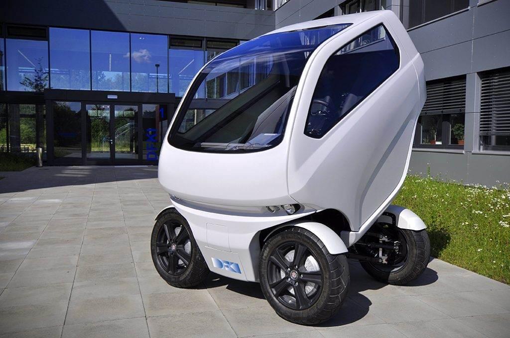 EO smart connecting Car 2 Faltmodus
