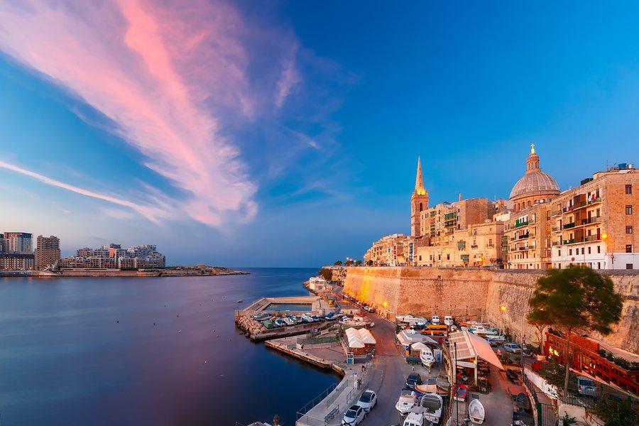 Trendstadt 2018  für unter 200 € nach Valletta – Reisen mit l'tur
