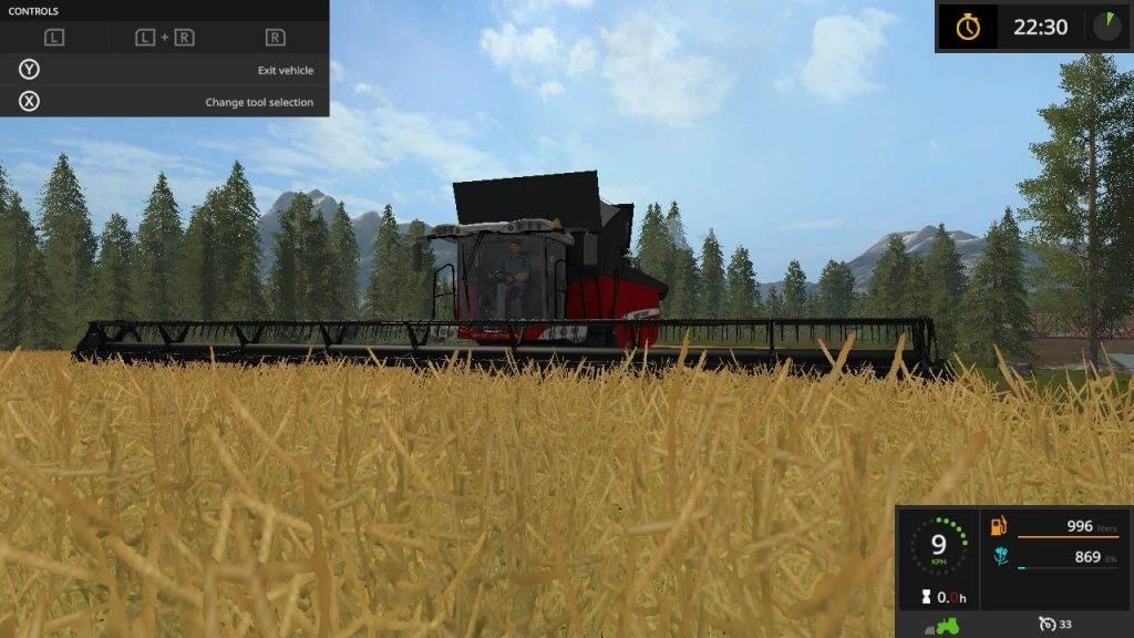 Landwirtschafts-Simulator Switch Arbeiter