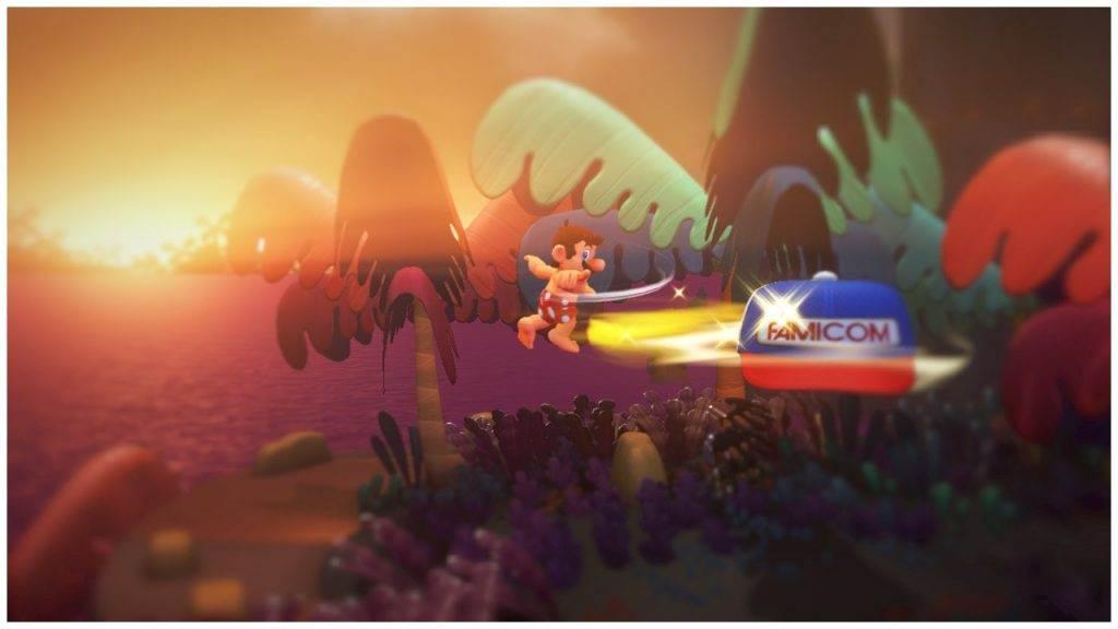 Super Mario Odyssey Gameplay-Elemente
