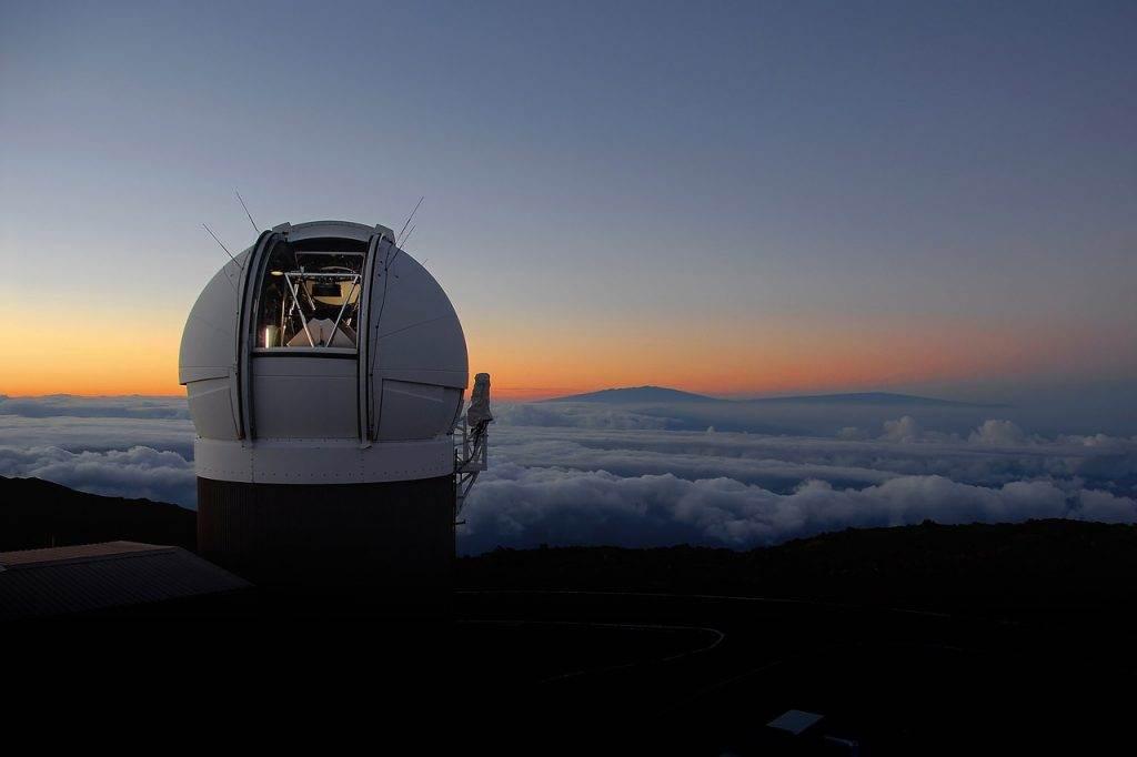 Ross 128 b Teleskop