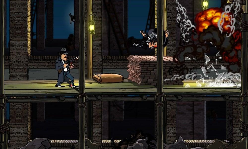 Guns, Gore und Cannoli  Gangster-Shooter mit Zombies im Test
