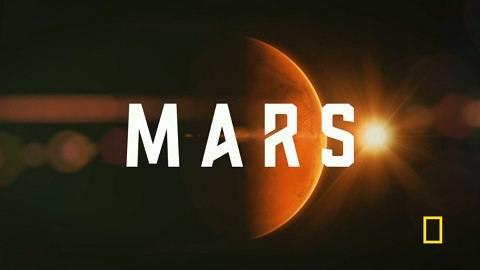 Rezension Science Fiction Serie Mars auf Netflix