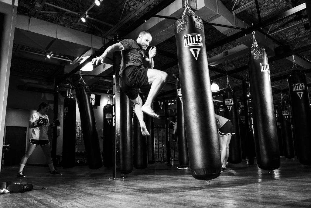Sich auspowern und gut fühlen ist das Motto bei unbegrenztem Sport.