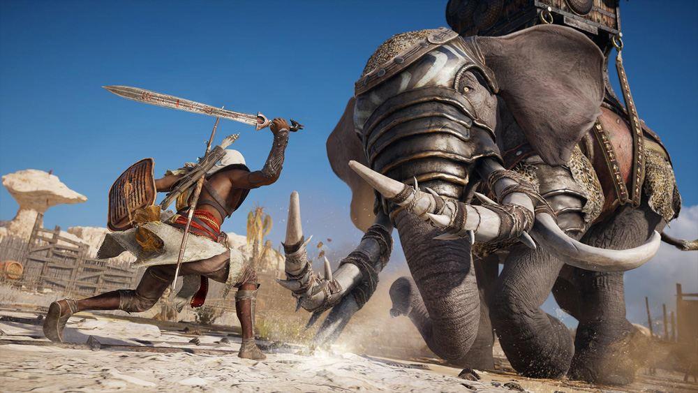 Assassin's Creed Origins  Willkommen im Alten Ägypten!