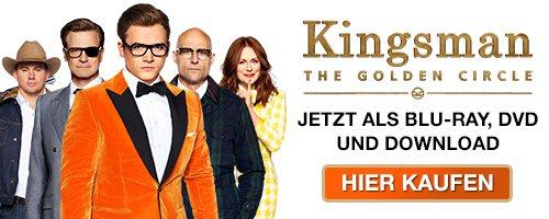 The Golden Circle: jetzt auf Blu-ray und DVD