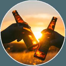 alkohol party