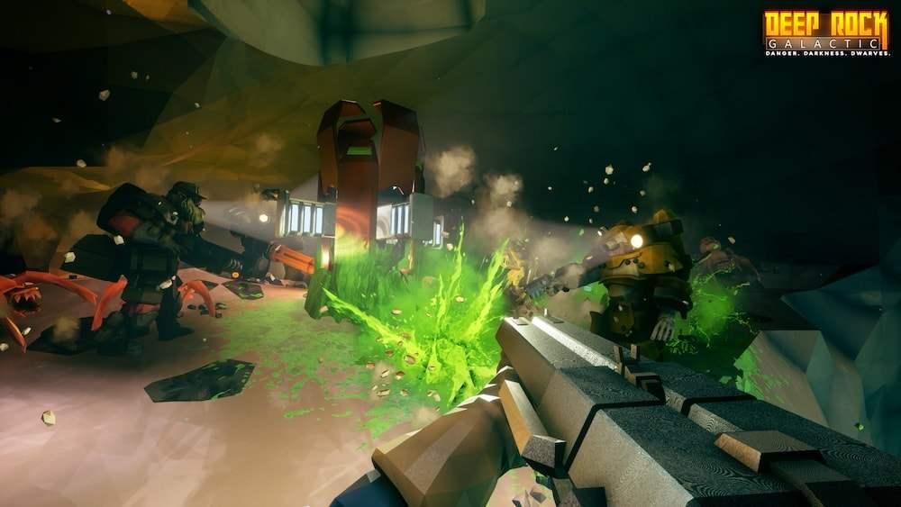 Deep Rock Galactic PC Xbox One