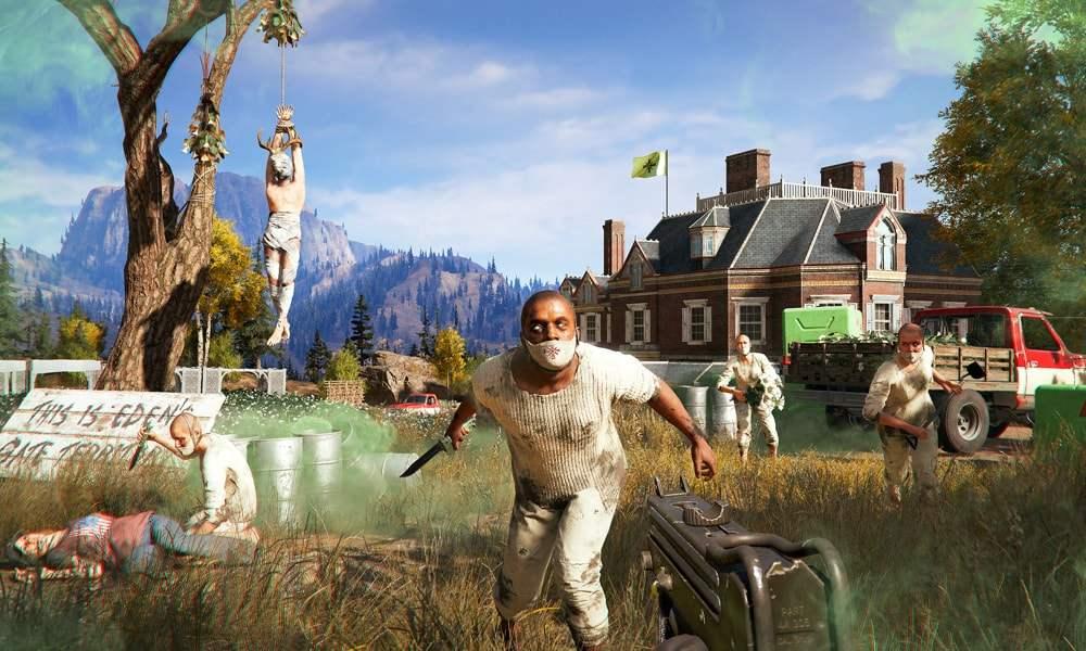 Far Cry 5  Genießen o einfach in 10 Minuten durchzocken?
