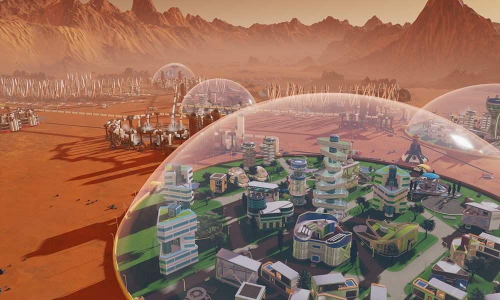 Surviving Mars  Anspruchsvolle Simulation mit Liebe zum Detail
