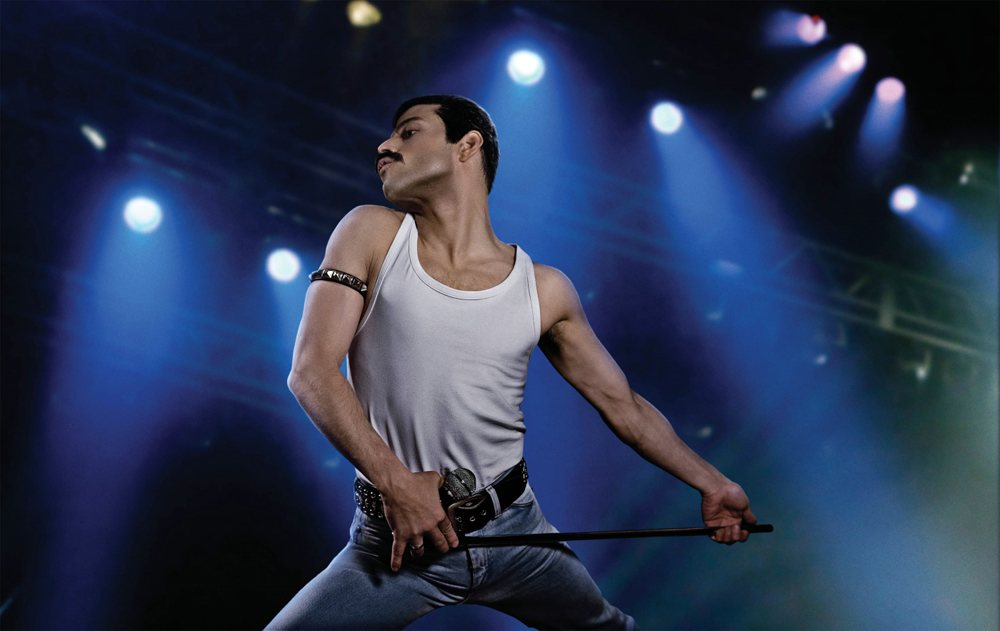 "Queen Film ""Bohemian Rhapsody  Brian May will es clean"""
