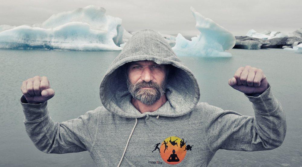 WIM HOF   Iceman kommt am 14. April nach München