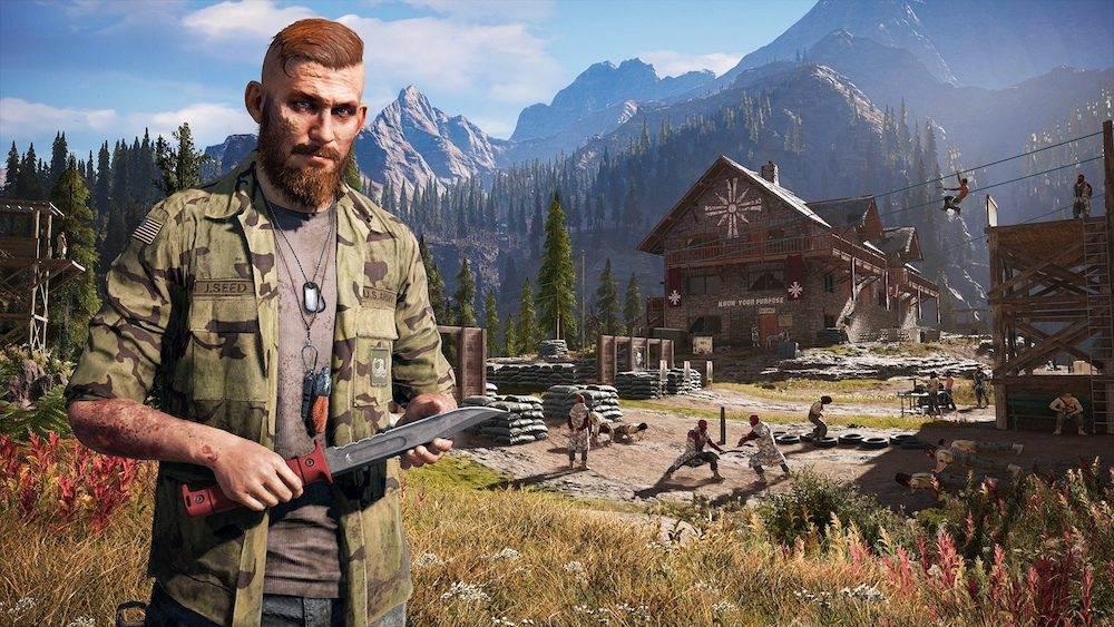 Far Cry 5 Weltuntergang