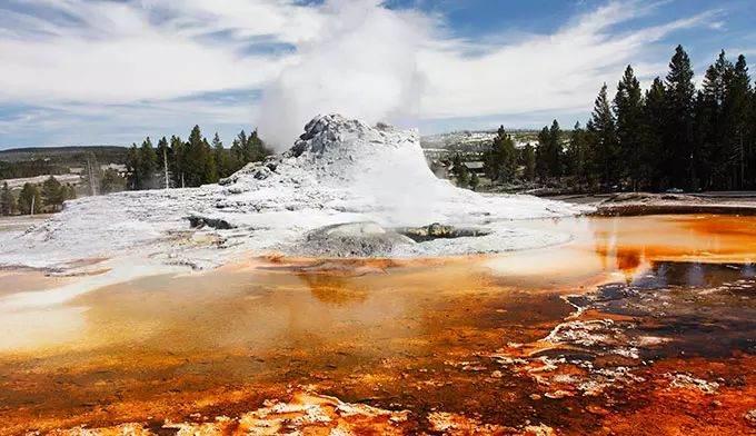 Yellowstone Supervulkan