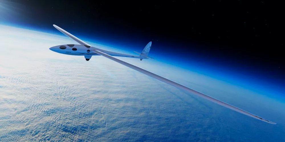Geniales Segelflugzeug kratzt an Weltraum  Perlan 2 in Rekordhöhe