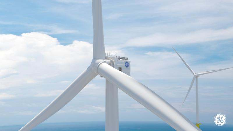 GE Haliade-X Windkraftanlage