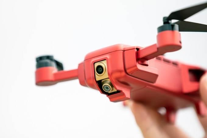 Mark Drone Fisheye-Kamera