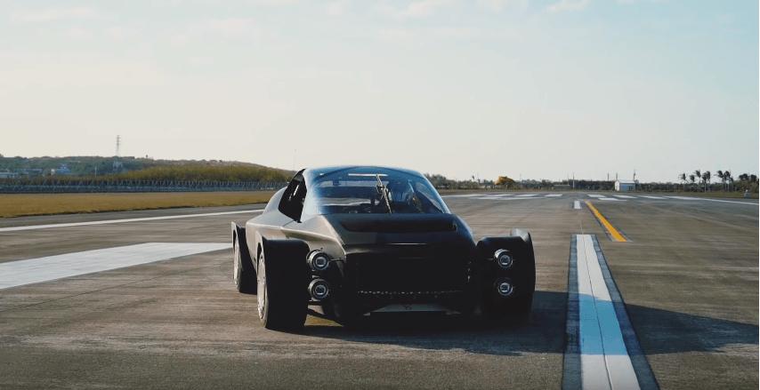 E-Supersportwagen Xing Mobility Miss R  Ist er  Tesla Roadster Konkurrent?