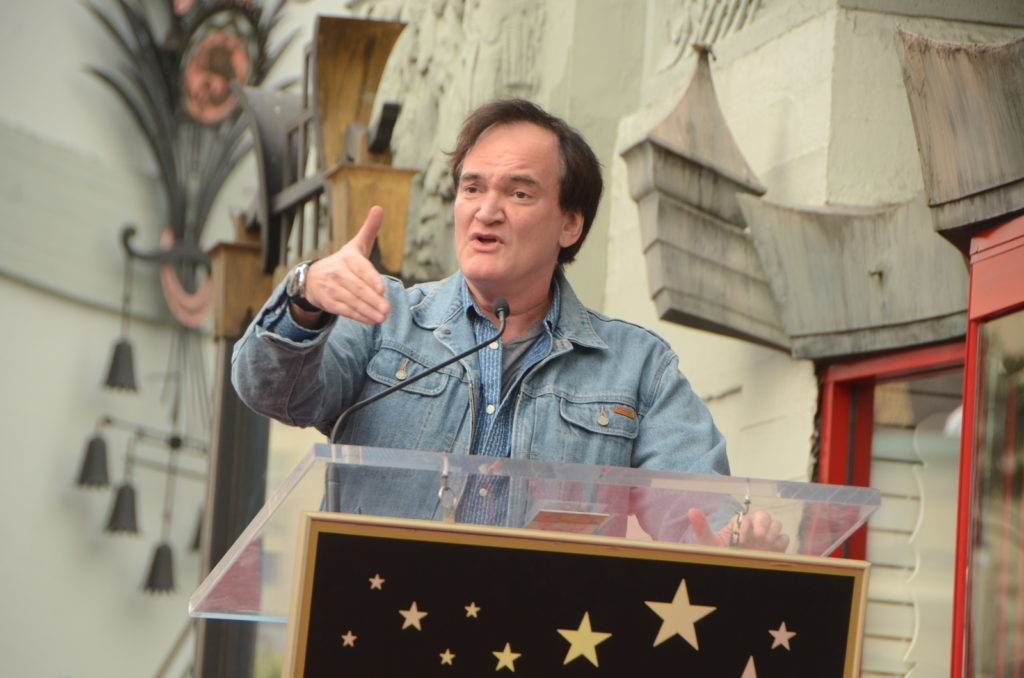 Quentin Tarantino  vom Freak zum Hollywood Star