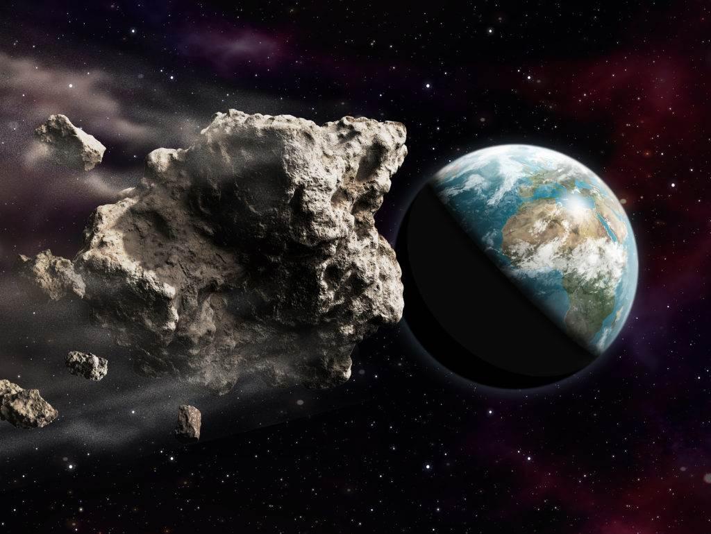 Gefährlichster Asteroid