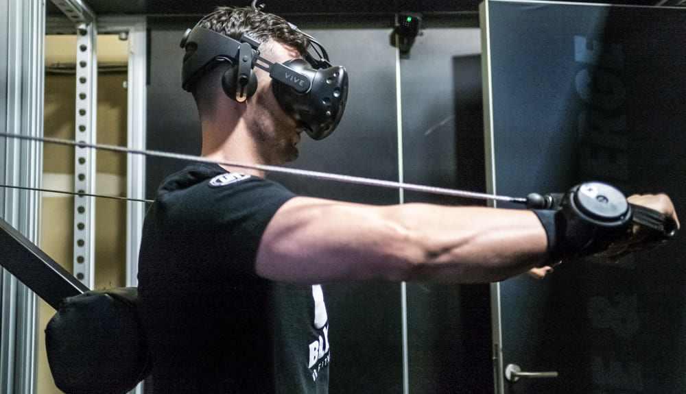 Welche Konsequenzen hat  Einzug  virtuellen Realität in  Fitness-Welt?