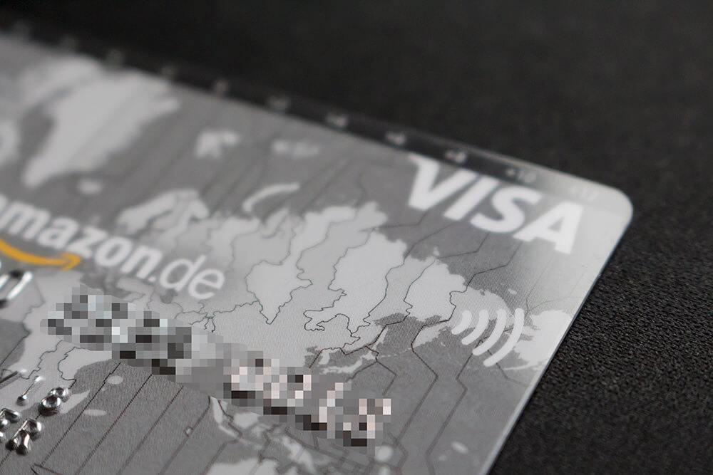 """Prime-Kunden  Lohnt sich  """"kostenlose"""" Visa Kreditkarte von Amazon?"""