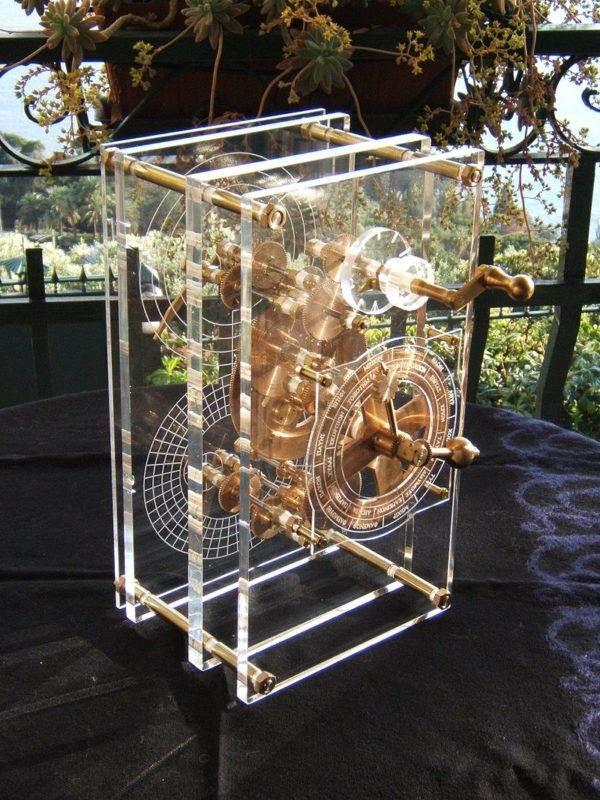 Antikythera-Nachbau