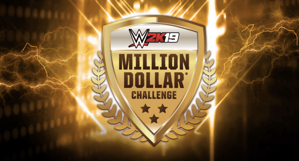 WWE 2K19 Million Dollar Challenge  AJ Styles vermöbeln und 1 Million USD kassieren?