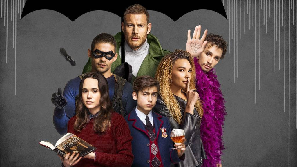 The Umbrella Academy  Netflix erfindet  Superheldengenre neu!