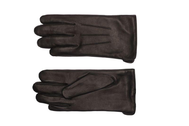 Braune Männer Handschuhe