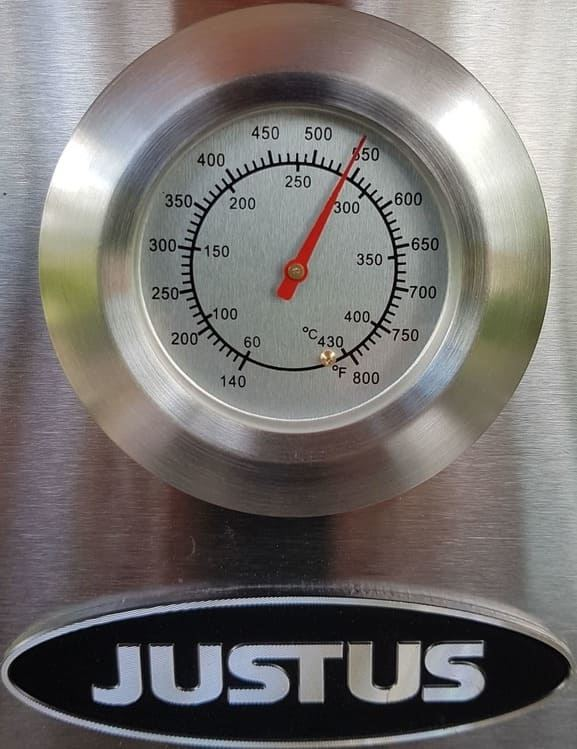 Thermometer Justus Gasgrill