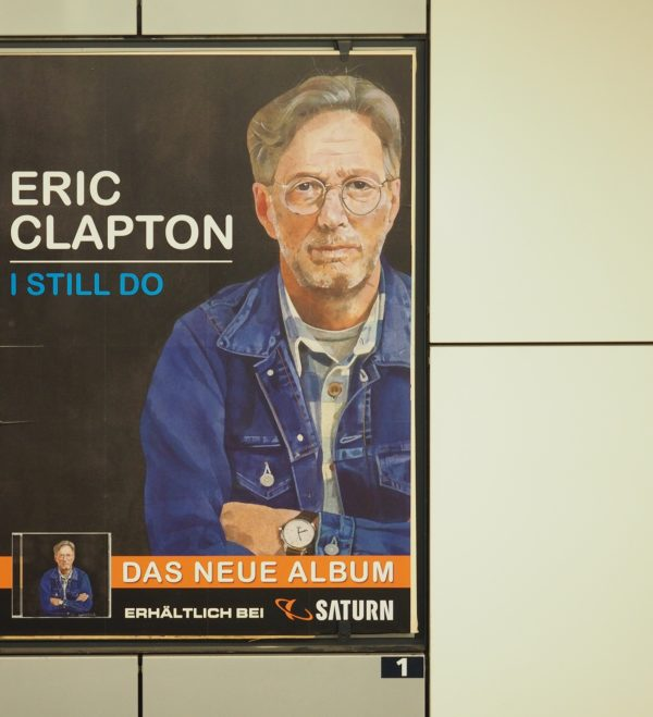 Eric Clapton: The Godfather of Blues