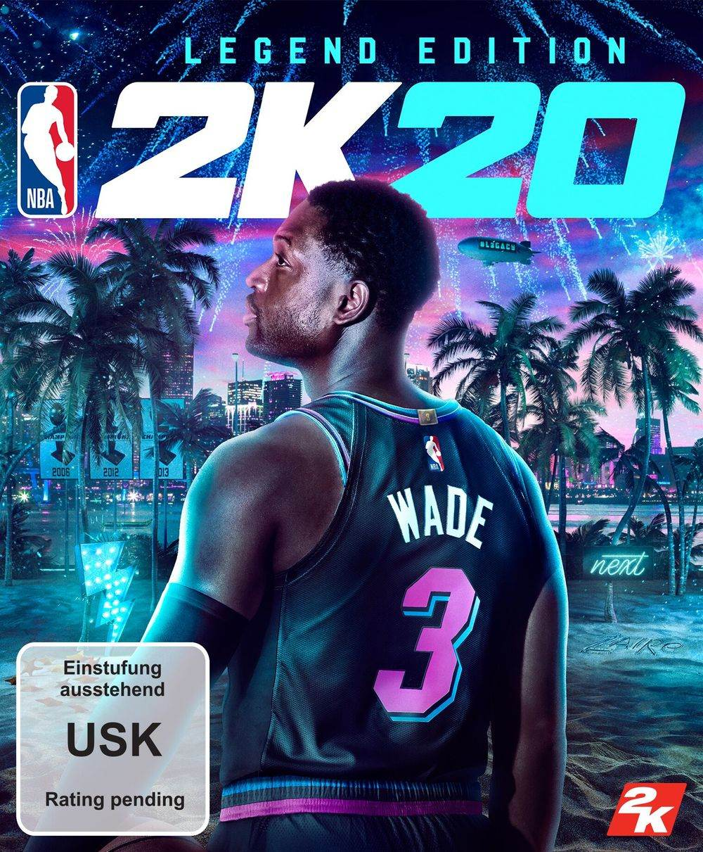 2K starten mit NBA 2K20 in  neue Saison! (First-Look-Teaser Video)