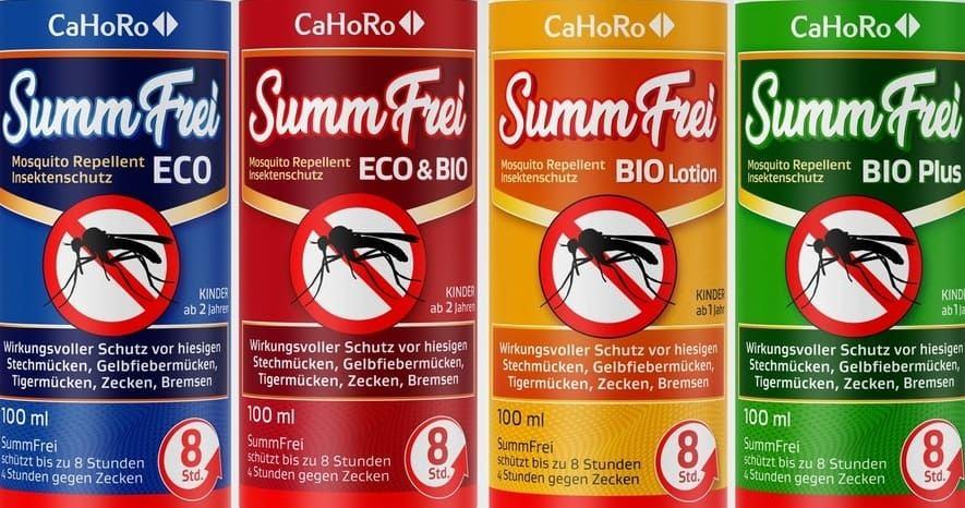 SummFrei  So kommst du ohne Mückenstiche durch den Sommer