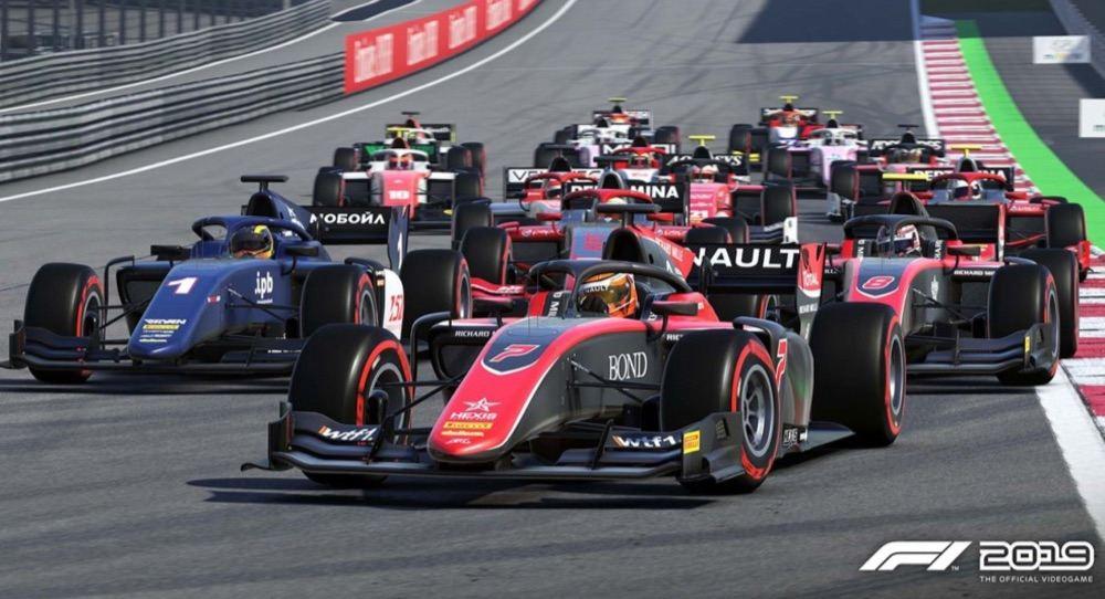 F1 2019 katapultiert Rennsimulationen grafisch auf  ganz neues Level!
