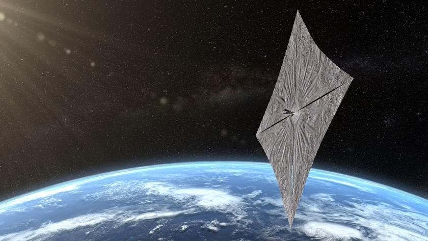 Experimental-Satellit LightSail 2 erfolgreich mit Sonnensegel geflogen
