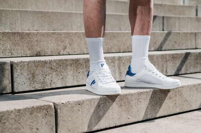 Paprcuts Sneakers aus Tyvek räumen auf Indiegogo ab