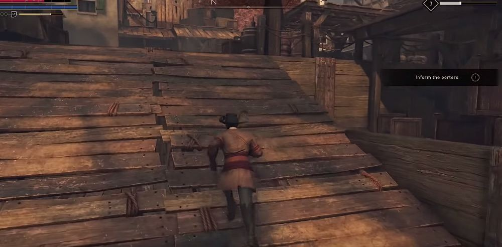 GreedFall  Spannendes RPG lädt  ins 17. Jahrhundert