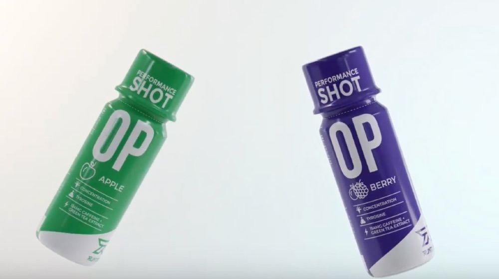 Runtime.gg OP Shots, Meal & Energiedrinks – Shut up and take my Money!